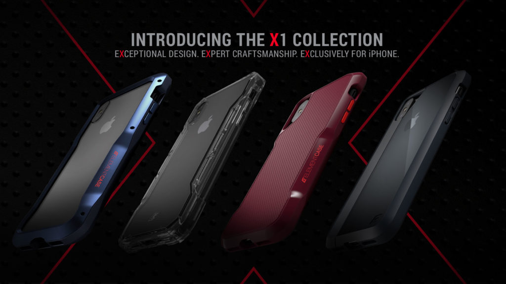 Element Case X1 Series